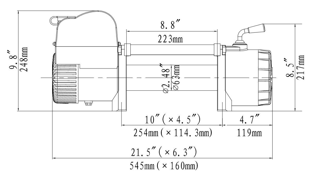 SAMURAI 9500 MTT