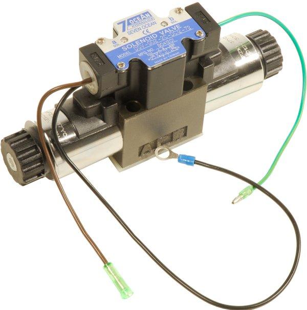 elektrisk ventil 24v O-modell