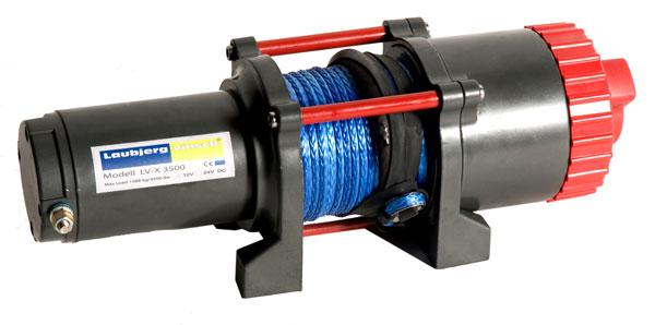 elektrisk vinsch 3500 lbs 24v extreme