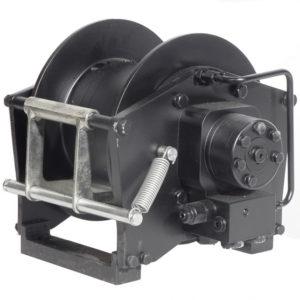 Kompakt hydraulvinsch 1100 kg