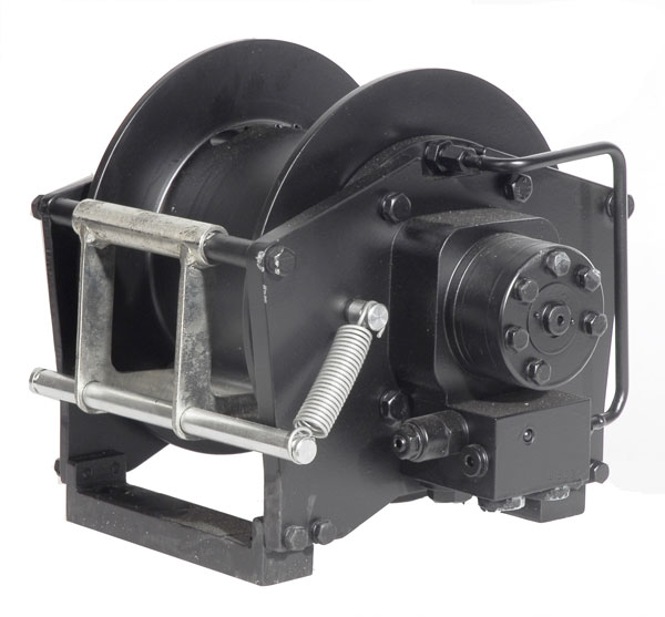 Hydraulisk lyftvinsch 800 kg