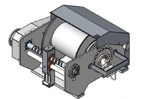spooling gear rittning