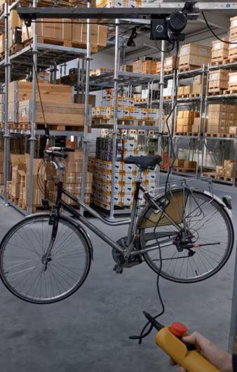 Vinsch for cycler